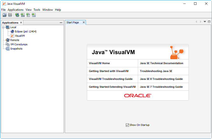 Javavisualvm gp coder l p tr nh java for Thread pool design pattern java