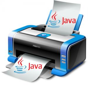 Hướng dẫn sử dụng Printing Service trong Java