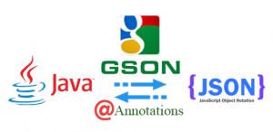Hướng dẫn sử dụng Gson Annotations