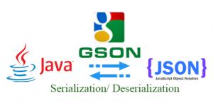 Gson Custom Serialization và Deserialization