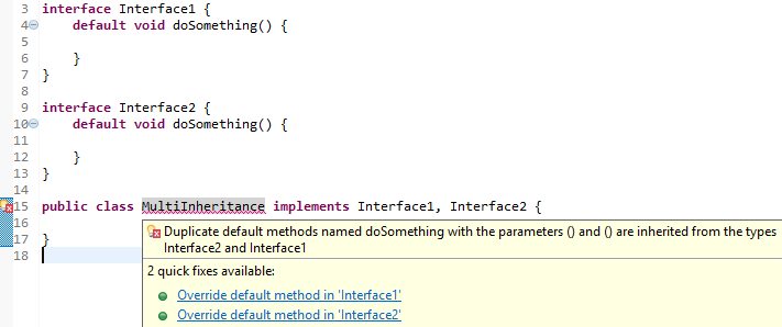 Interface trong Java 8 - Default method và Static method