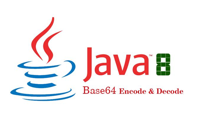 Base64 encoding và decoding trong Java 8 - GP Coder (Lập trình Java)