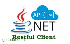 Tạo ứng dụng Java RESTful Client không sử dụng 3rd party libraries