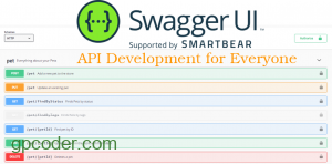 Sử dụng Swagger UI trong jersey REST WS project